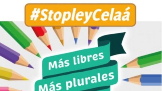 STOP LEY CELAÁ
